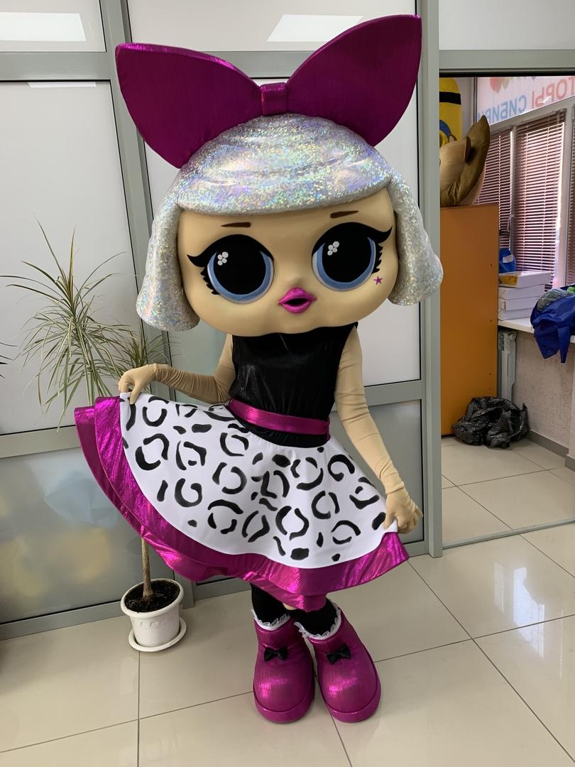 Аниматор кукла лол в кемерово