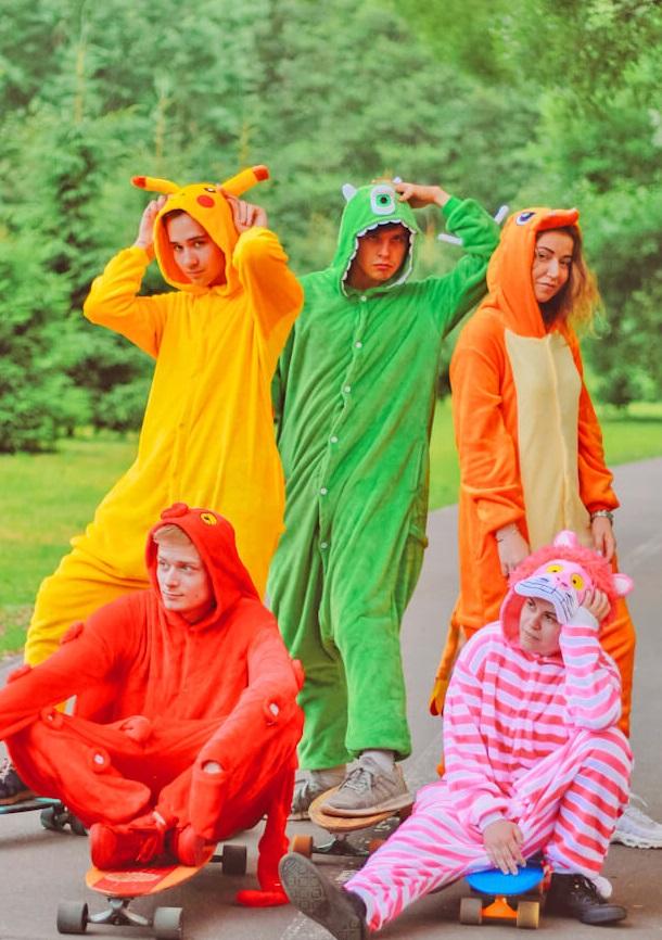 пижамная вечеринка кемерово