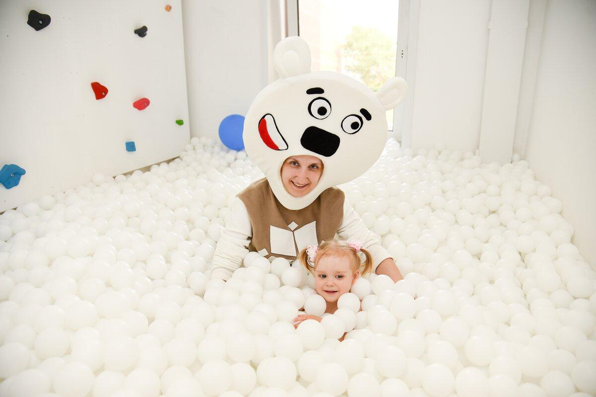 Фотосессия детского день