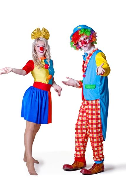 аниматоры клоуны в кемерово