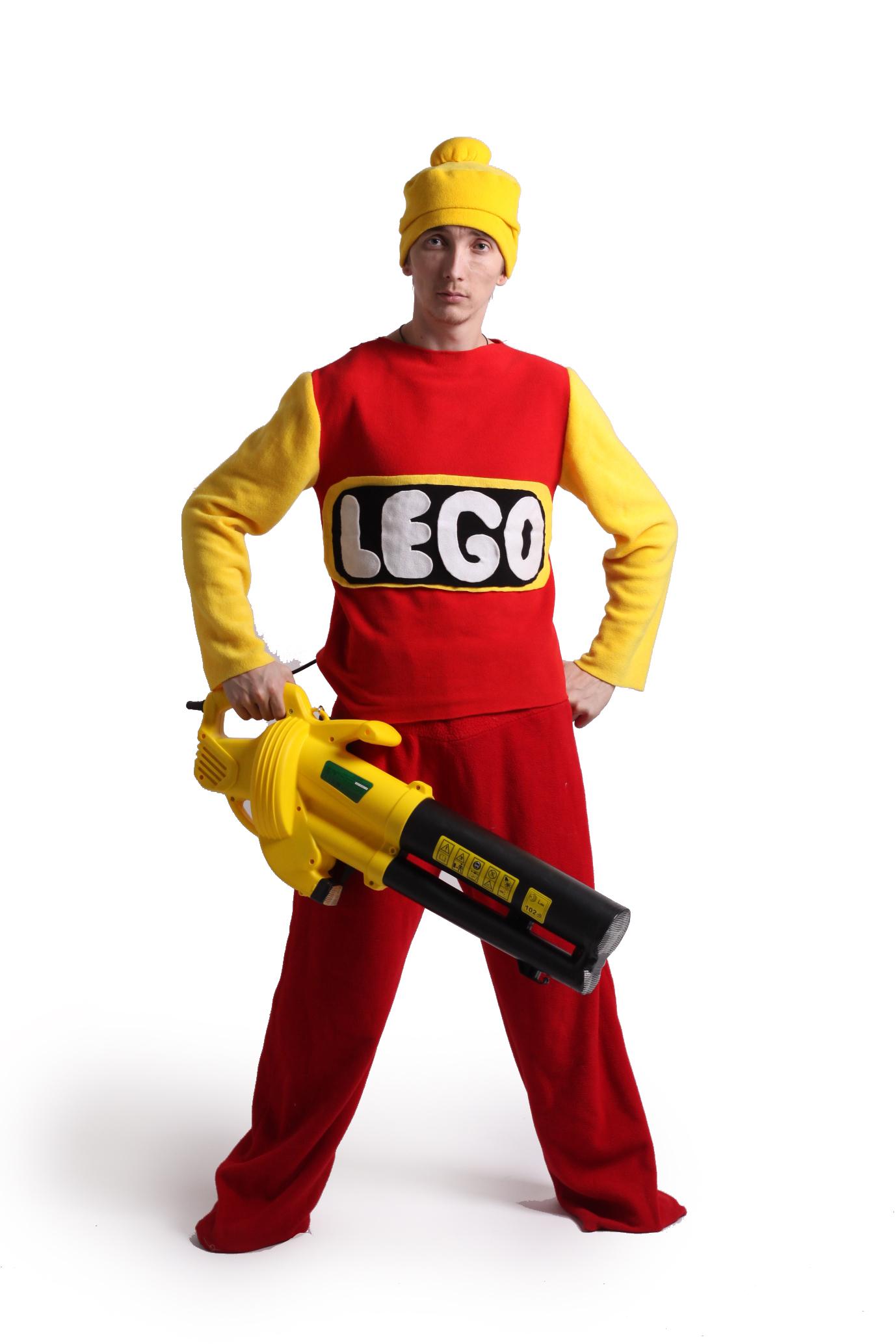 аниматор лего