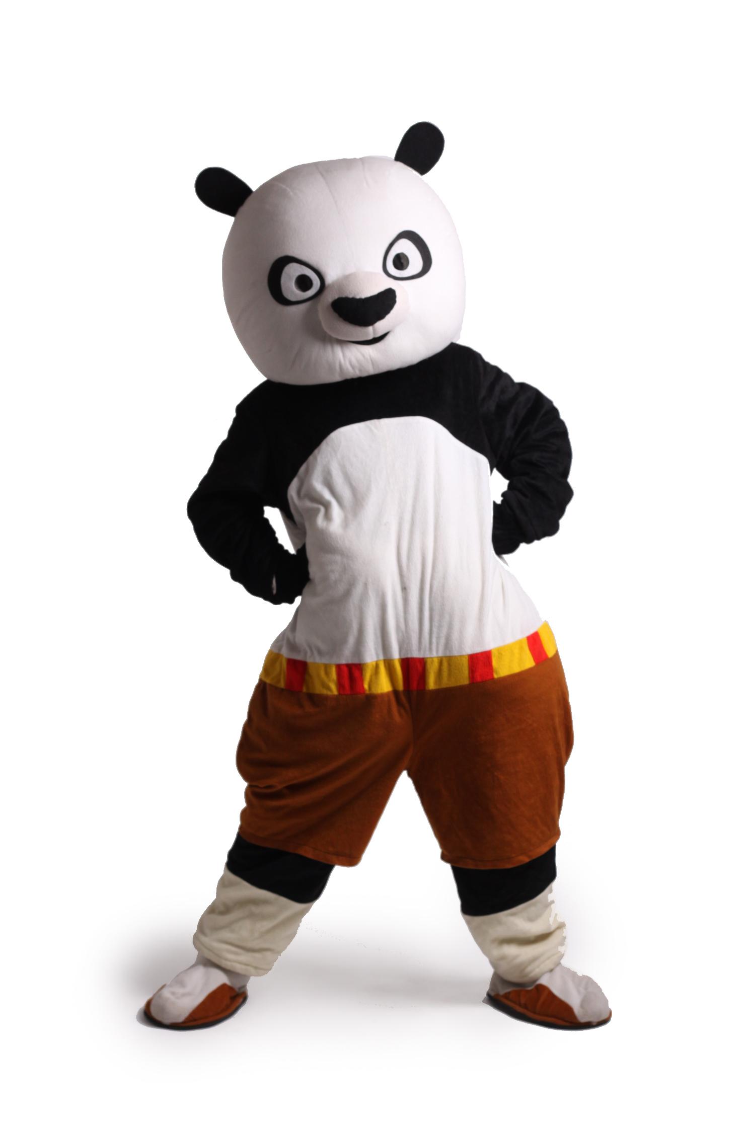 аниматор панда кемерово