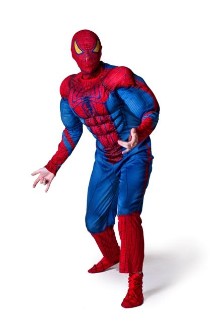 аниматор человек паук кемерово