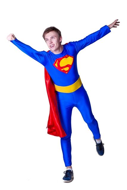 аниматор супермен кемерово